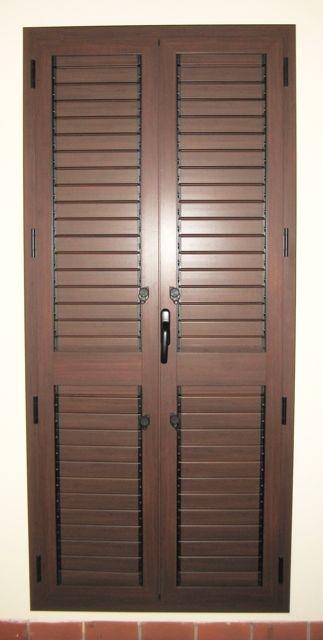 Mallorquinas aluminio para puertas ventanas - Puertas mallorquinas ...
